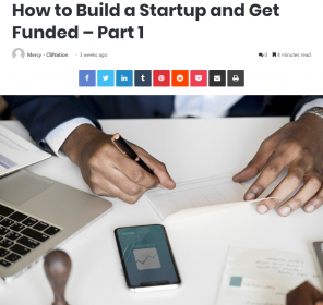 How to get a Startup Funded
